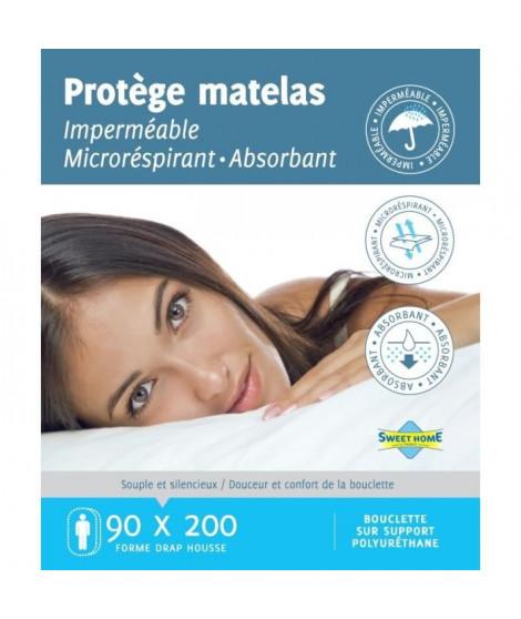 SWEET HOME Protege matelas imperméable EOLE 90