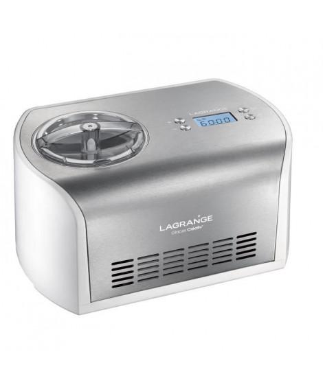 LAGRANGE Machine a glace Créativ V2 - 1,2 L