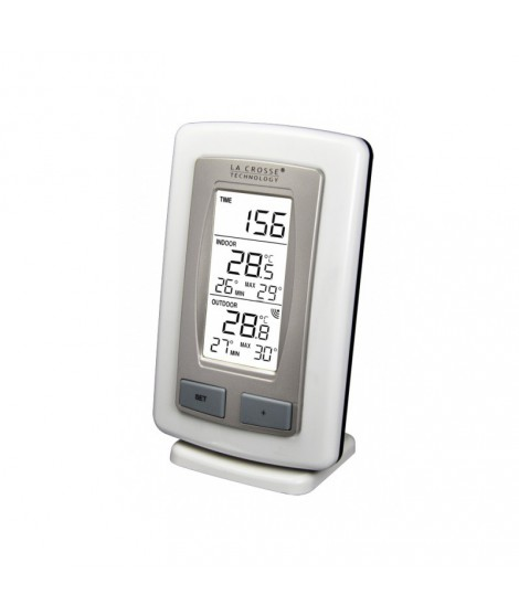 Station de température Gris Transmission sans fil Crosse Technology