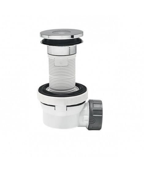 WIRQUIN Siphon de lavabo Xs Pure Bonde 100 D40 FR/NL