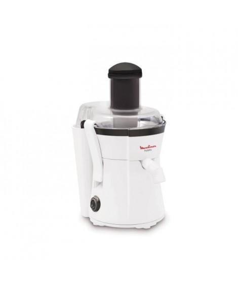 MOULINEX  FRUTELIA-Centrifugeuse compacte blanche