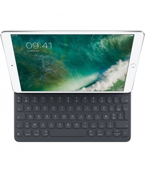 "Apple Clavier tablette Smart Keyboard pour iPad Pro 10,5"" - Français"