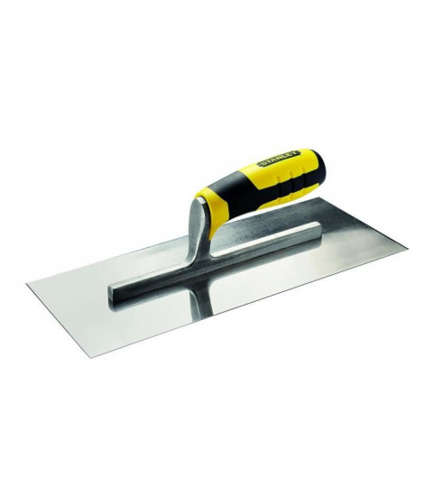 STANLEY Platoir de finition 320x130mm angles vifs