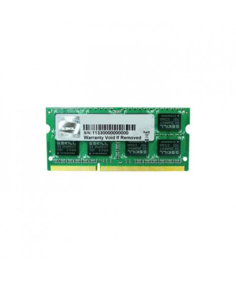 G.Skill 4Go DDR3 1333MHz CL9 SO-DIMM