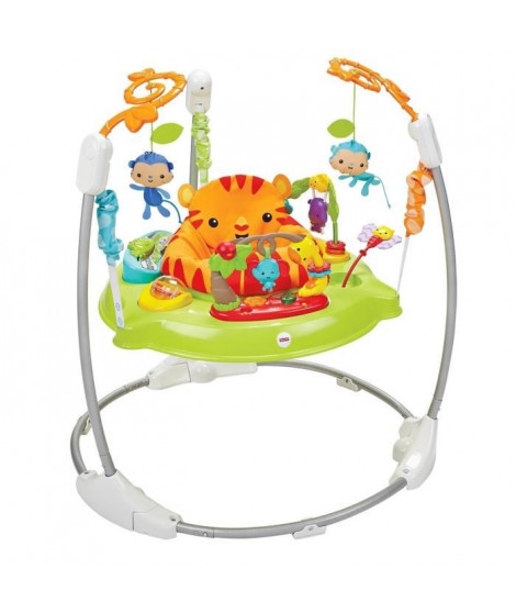 FISHER PRICE Jumperoo Jungle Sons Lumieres
