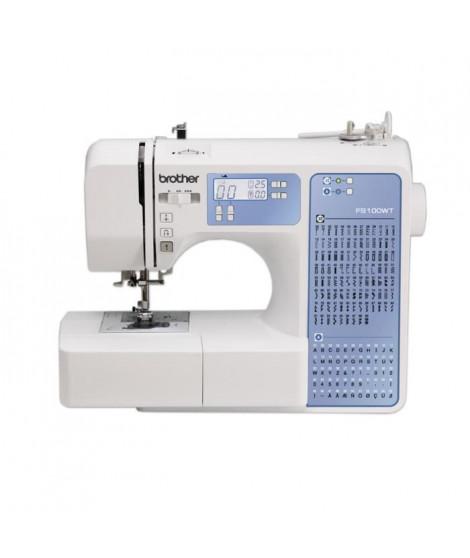BROTHER FS100WT Machine a coudre électronique ? 100 pts