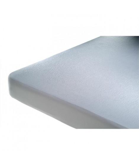 CANDIDO PENALBA Protege matelas Marisol Aegis 140x190 cm blanc