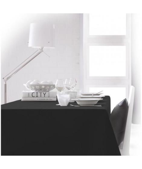 TODAY Nappe rectangulaire 150x250cm - Noir Réglisse