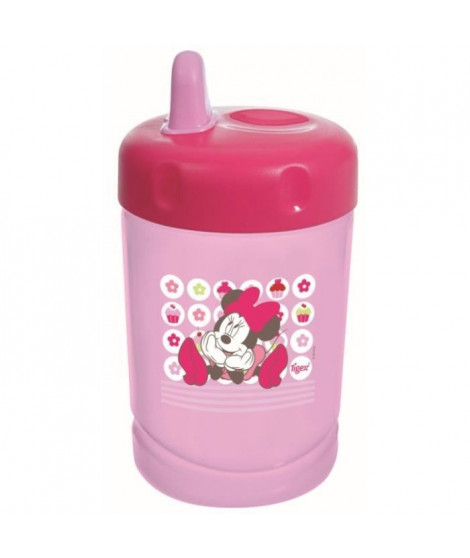 DISNEY Tasse anti-fuite Minnie 275ml