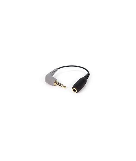 RODE Câble patch Jack TRRS Mâle SC4 - TRS Femelle