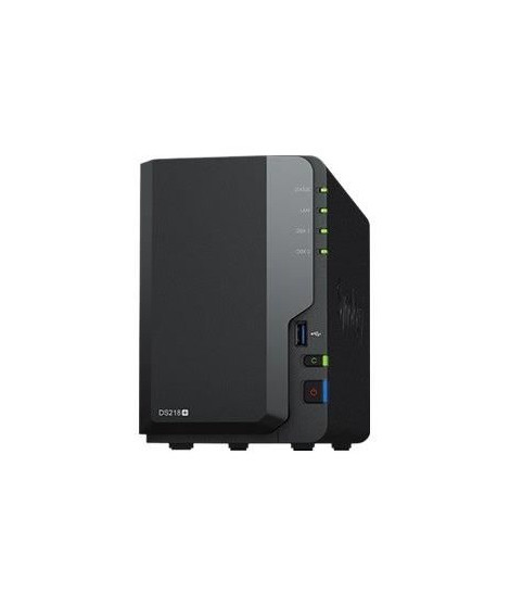 SYNOLOGY ALL in 1 Serveur DS218 barebone