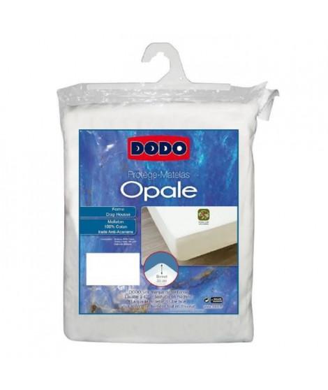 DODO Protege-matelas Opale 140x190 cm en forme de drap housse