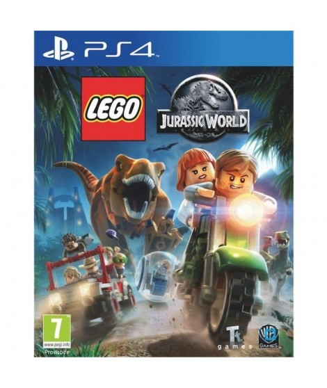 LEGO Jurassic World Jeu PS4