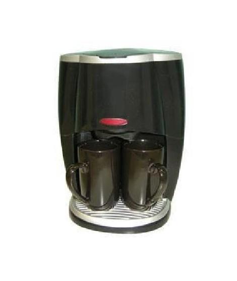 Cafetiere Automatique 24V avec 2 Mugs de 0,27 Litre de Chaque