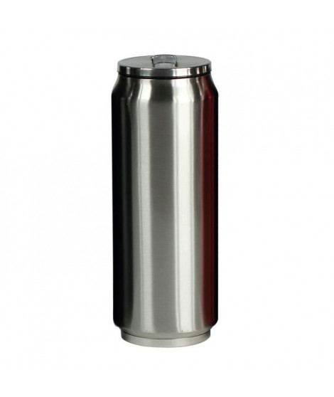 YOKO DESIGN Canette Isotherme 500 ml en Inox