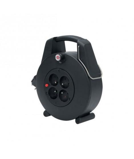 BRENNENSTUHL Enrouleur domestique Confort-line cl-xl noir 20m H05VV-F 3G1.0